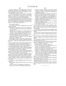 PinpointEyes - US Patent No. 10,133,091 - p14