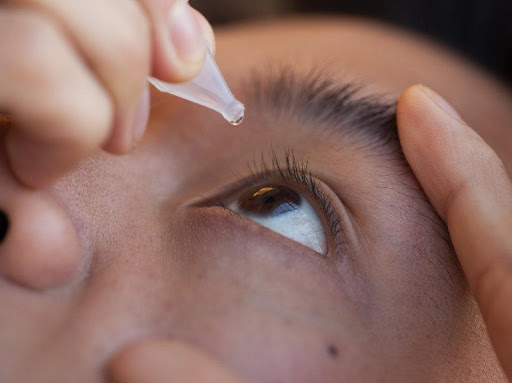 PinpointEyes - Eye Drops (Image from npr.org)